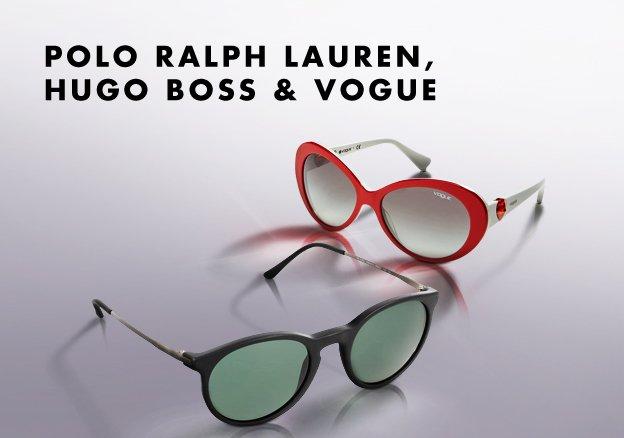 Polo Ralph Lauren, Hugo Boss & Vogue