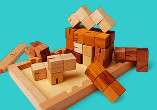 Soopsori Natural Wood Toys