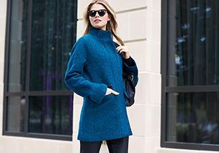 Autumn Chic: Wool Coats