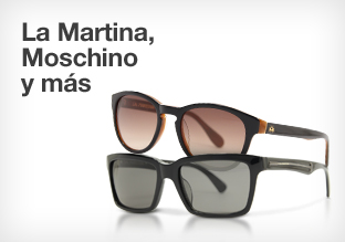 La Martina, Moschino y más