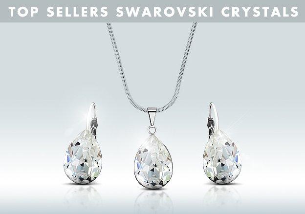 Top Sellers Swarovski Crystals