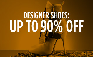 Designer Shoes: Up to 90% Off