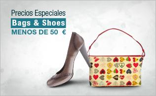 Precios Especiales Calzado: Menos de 50€