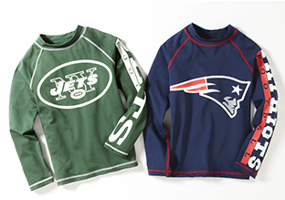 Football Season: NFL Kids' Gear
