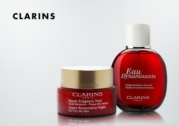 CLARINS!
