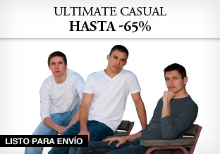 Ultimate Casual: hasta -65%