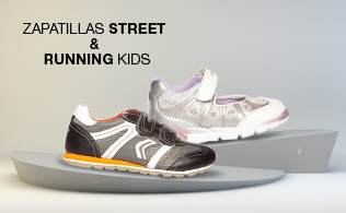 Zapatillas: Street & Running!
