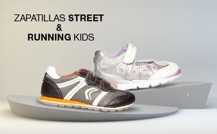 Zapatillas: Street & Running