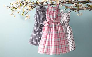 Girls Kleider: Baby CZ von Carolina Zapf