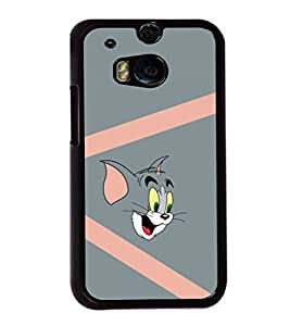 printtech Funny Tom Designer Back Case Cover for Huawei Honor 7