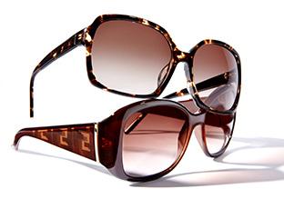 Designer Sunglasses feat. Fendi