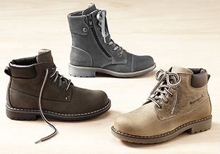 In Season: Kids' Boots