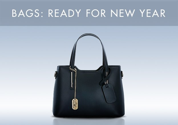 Bags: ready for New Year!