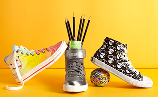 Back to School: Diesel Shoes for Kids!