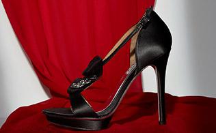 Badgley Mischka Evening Shoes!