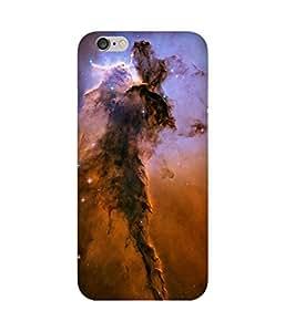 Black Splash Apple iPhone 6 Case