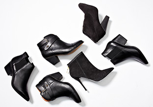 Best of Black: Shoes & Boots