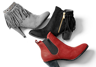Wear Now: Ankle Boots
