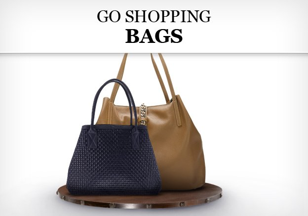 Go Shopping Bags!