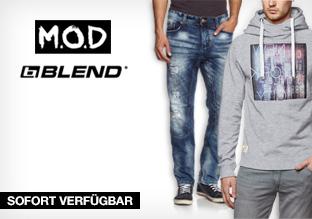 M.O.D & BLEND