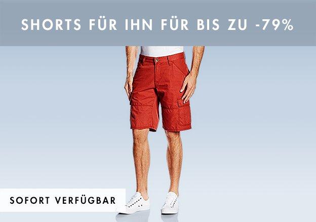 Shorts für Ihn für bis zu -79%