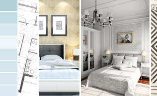Starter Home: The Bedroom!