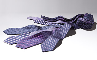 Fall Preview: Classic Ties!