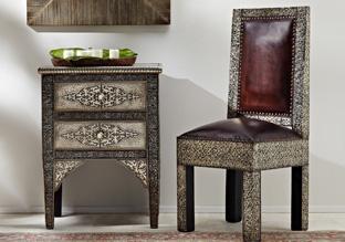 Lassen Sie sich inspirieren: Marokkanische Möbel  Mode-Trends, Beauty & Kosmetik - ReinMode