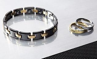 G?TZ Switzerland Men's Jewelry!