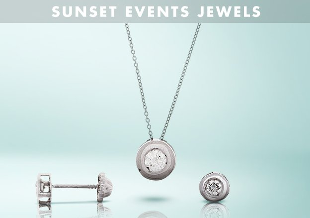 Sunset Events Jewels