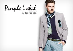 Purple Label by Benvenuto