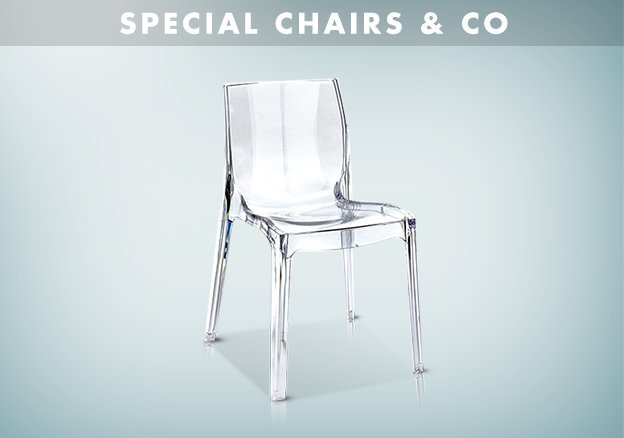 Contemporary Living Special Chairs & Co!