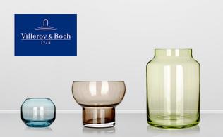 Villeroy & Boch: Glas & Dekoration