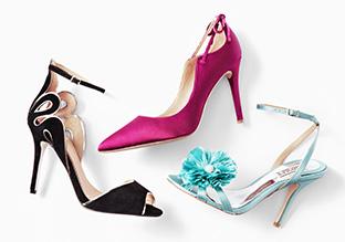A Formal Fête: Evening Shoes!