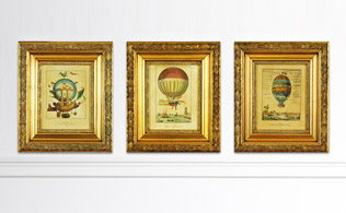 Antique & Vintage Reproduction Wall Art!