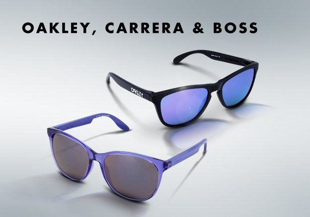 Oakley, Carrera & Boss!