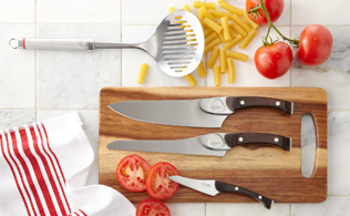 Serve It Up: Flatware & More