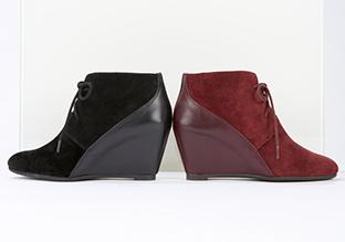 Zapatos de conexión francesa