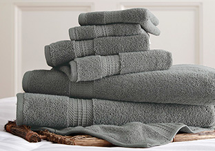 Luxe Bath Towels feat. bambeco!