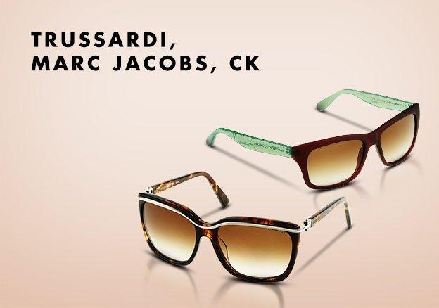 Trussardi, Marc Jacobs & CK