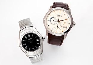 Luxury Watches feat. Ebel!