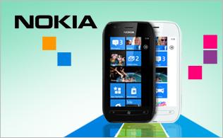 Nokia Lumia 710!
