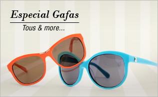 Especial Gafas TOUS & more