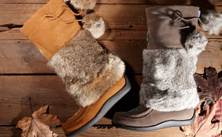 The Seasoned Shopper: Cold Weather Boots