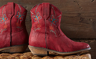 Western Boots for Kids