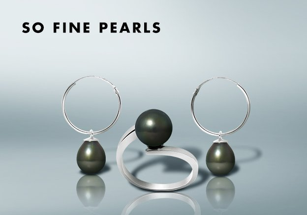 So fine pearls