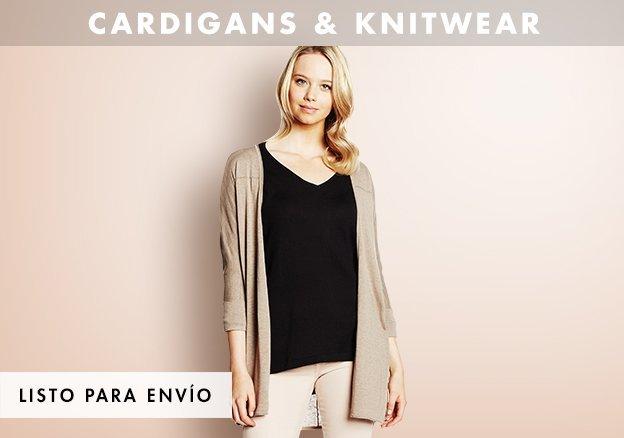 Cardigans & Knitwear