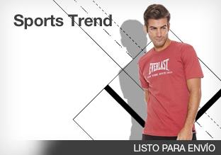 Sports trend: moda y material
