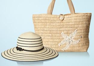 Beach Side: Bags & Accessories