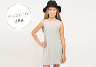 Made in USA : Girls